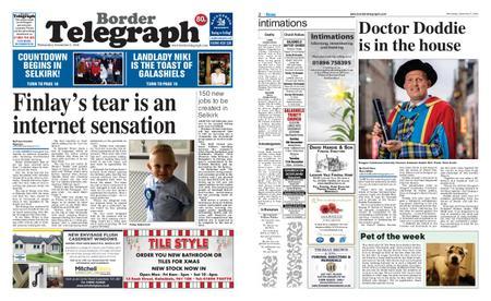 Border Telegraph – December 05, 2018