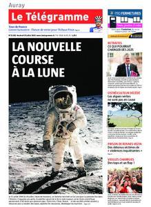 Le Télégramme Auray – 19 juillet 2019