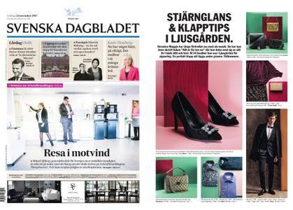 Svenska Dagbladet – 25 november 2017
