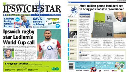 Ipswich Star – August 13, 2019