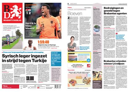 Brabants Dagblad - Tilburg – 14 oktober 2019