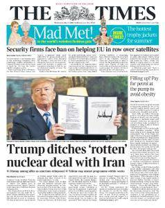 The Times - 9 May 2018