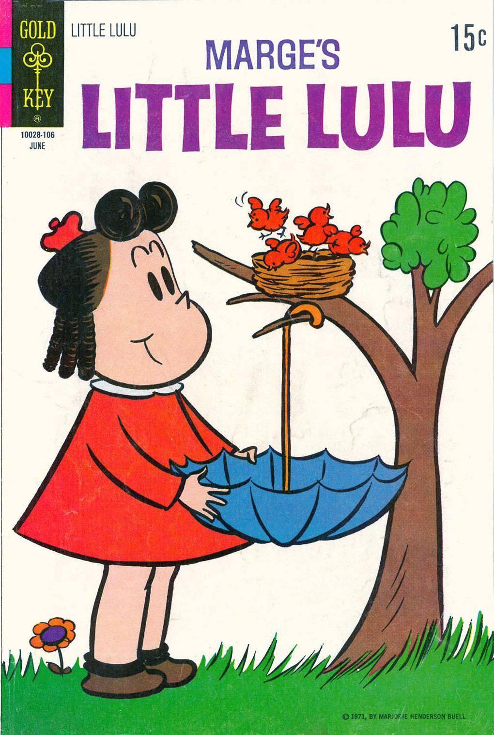 Little Lulu 1971-06 200