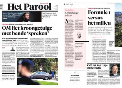 Het Parool – 24 september 2019