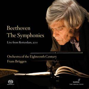 Frans Bruggen, Orchestra Of The XVIII Century - Beethoven: The Symphonies (2012) MCH PS3 ISO + Hi-Res FLAC