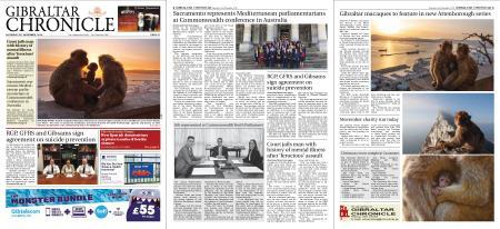 Gibraltar Chronicle – 23 November 2019