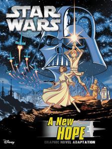 Star Wars - A New Hope Graphic Novel Adaptation (2018) (Digital) (Kileko-Empire