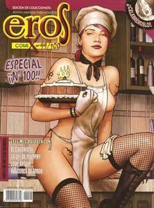 Revista Eros Comix núms 1-132