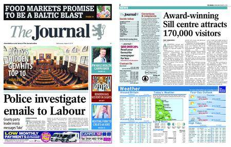 The Journal – August 08, 2018