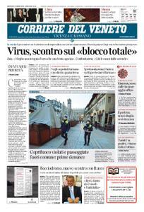 Corriere del Veneto Vicenza e Bassano – 11 marzo 2020