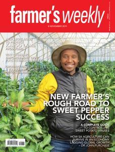 Farmer's Weekly - 08 November 2019