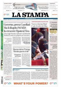 La Stampa Torino Provincia e Canavese - 18 Aprile 2018