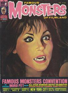 Famous Monsters of Filmland 122 1976