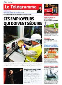 Le Télégramme Quimper – 04 novembre 2019