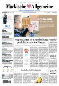 Neue Oranienburger Zeitung - 16. April 2019