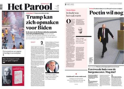 Het Parool – 11 maart 2020
