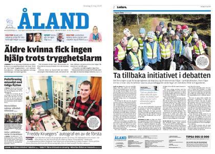 Ålandstidningen – 08 maj 2019