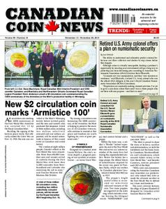 Canadian Coin News – October 23, 2018