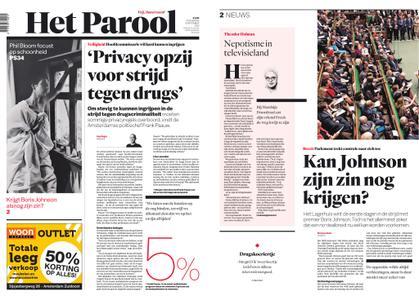 Het Parool – 05 september 2019