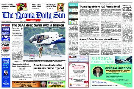 The Laconia Daily Sun – July 17, 2018