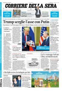 Corriere della Sera - 17 Luglio 2018