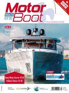 Motorboot Magazin - März 2020