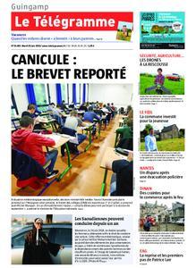 Le Télégramme Guingamp – 25 juin 2019