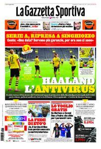 La Gazzetta dello Sport Sicilia – 17 maggio 2020
