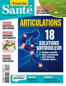 Le Particulier Santé - Septembre 2019
