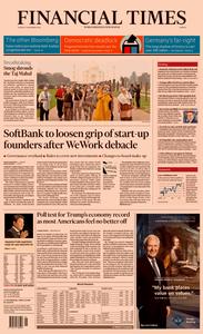 Financial Times Europe – 05 November 2019