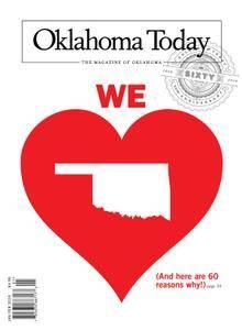 Oklahoma Today - January 01, 2016