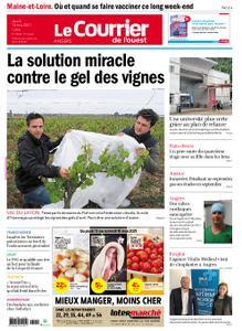 Le Courrier de l'Ouest Angers – 13 mai 2021