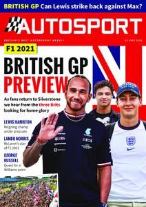 Autosport – 15 July 2021