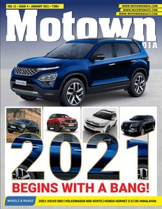 Motown India - January 2021