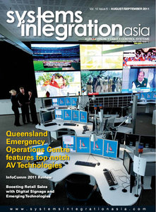 Systems Integration Asia - August-September 2011