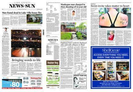 Lake County News-Sun – October 25, 2017
