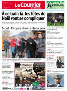 Le Courrier de l'Ouest Cholet – 15 décembre 2019