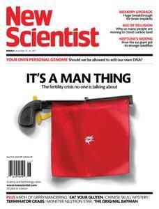 New Scientist - November 18, 2017