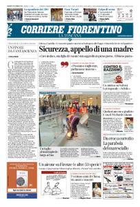 Corriere Fiorentino La Toscana – 25 ottobre 2018