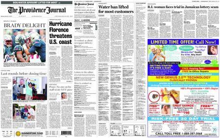 The Providence Journal – September 10, 2018