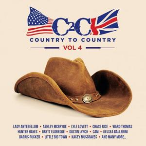 VA - Country To Country Vol.4 (2CD, 2019)