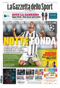 La Gazzetta dello Sport – 08 agosto 2020