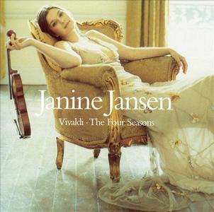 Janine Jansen - Vivaldi: The Four Seasons (2004) (Repost)