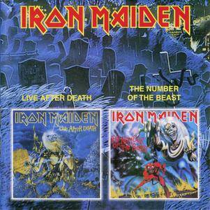Iron Maiden - Live After Death 1985 & The Number Of The Beast 1982 (2000)
