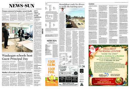Lake County News-Sun – November 06, 2019