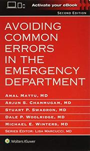 Avoiding Common Errors in the Emergency Department, 2nd Edition