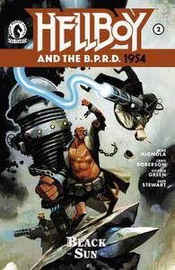 Hellboy and the B P R D - 1954 - Black Sun 002 2016 digital Son of Ultron-Empire