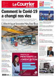 Le Courrier de l'Ouest Cholet – 22 février 2021