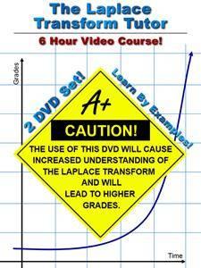 Math Tutor DVD - The Laplace Transform Tutor [repost]