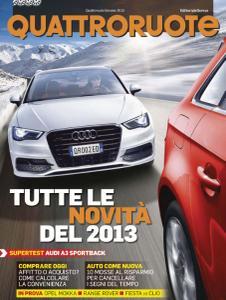Quattroruote Italia N.688 - Gennaio 2013